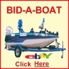 Boat Sales - Bid On Shot To Be The WinnerToday