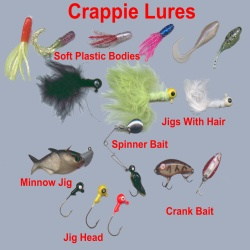 crappie lures to catch crappie slabs